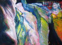 Stretcher_II_-_Ausstellung_der__weibliche_Blick_auf_den_Körper_des_Mannes